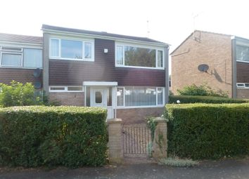 Thumbnail 3 bed end terrace house for sale in Hesperus, Wellingborough