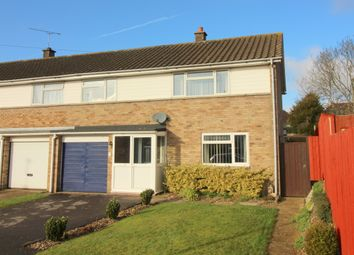 Thumbnail 3 bed semi-detached house for sale in Covey Way, Alresford