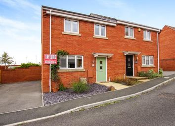 Thumbnail 3 bedroom semi-detached house for sale in Halls Garden, Stoke Gifford, Bristol, Gloucestershire