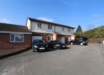 Thumbnail 2 bed terraced house for sale in Tinsley Close, Clapham, Bedford