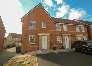 Thumbnail 3 bed town house for sale in Havilland Place, Meir, Stoke-On-Trent
