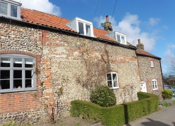 Thumbnail 2 bed cottage for sale in Sharrington Road, Bale