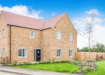 Thumbnail 4 bed detached house for sale in Point Drive, Brandon Road, Swaffham