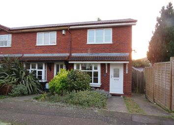 Thumbnail 2 bed property to rent in Shard Close, Northampton
