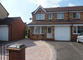 Thumbnail 4 bed property to rent in Marshbrook Road, Erdington, Birmingham