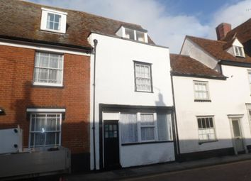 Thumbnail 3 bed terraced house for sale in St. Austins Lane, Harwich