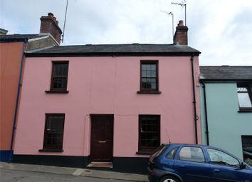 Thumbnail 2 bedroom terraced house for sale in Picton Place, Narberth, Pembrokeshire
