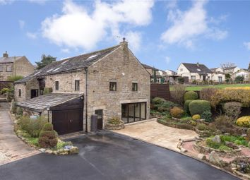 Thumbnail 4 bed country house for sale in Bradley Road, Silsden