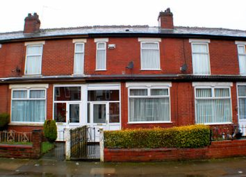 Thumbnail 3 bed terraced house for sale in Guildford Road, Salford