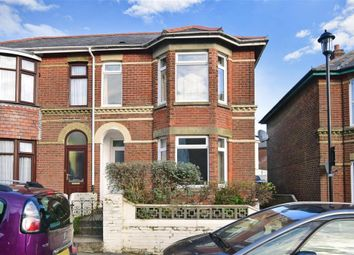 Thumbnail 4 bed semi-detached house for sale in Clarendon Road, Shanklin, Isle Of Wight