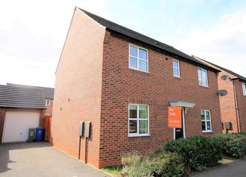 Thumbnail 4 bed detached house for sale in King Street, Warsop Vale, Mansfield