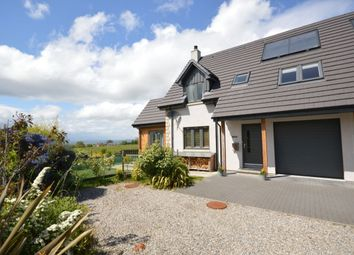Thumbnail 3 bed semi-detached house for sale in Croy, Inverness