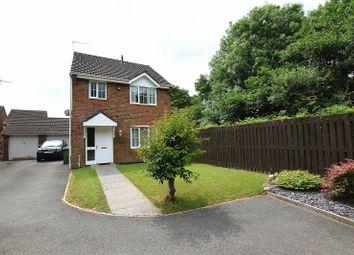 Thumbnail 3 bedroom detached house for sale in Maes Y Bryn, Pontprennau, Cardiff.