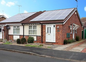 Thumbnail 2 bed semi-detached bungalow for sale in Avocet Way, Bridlington