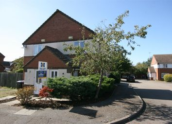 Thumbnail 1 bed semi-detached house to rent in Mannington Gardens, East Hunsbury, Northampton