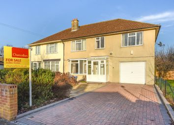 Thumbnail 4 bedroom semi-detached house for sale in Headington, Oxford
