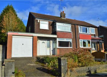 Thumbnail 3 bed semi-detached house for sale in Cleworth Road, Manchester