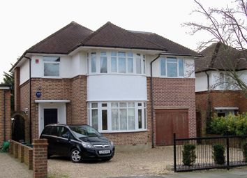 Thumbnail 5 bed detached house for sale in Bodley Road, New Malden