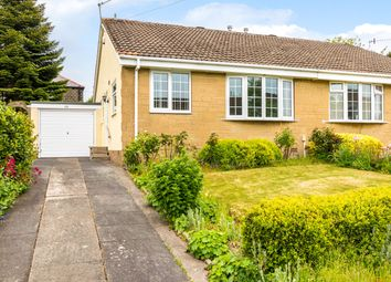 Thumbnail 2 bed semi-detached bungalow for sale in Rombalds Crescent, Silsden, Keighley