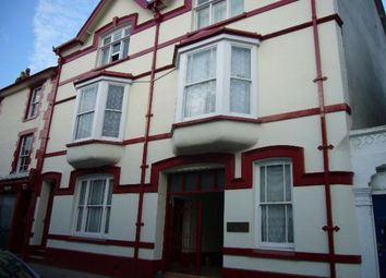 Thumbnail 1 bed flat to rent in Buttgarden Street, Bideford, Devon