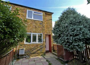 Thumbnail 2 bedroom end terrace house for sale in Sipson Road, Sipson, Middlesex