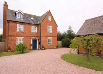 Thumbnail 5 bed detached house for sale in Church Drive, Gilmorton, Leicestershire