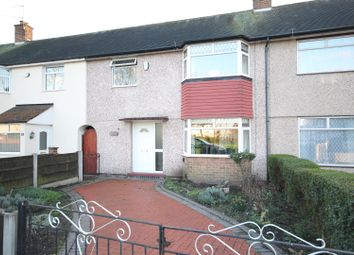 Thumbnail 3 bed terraced house for sale in Killerton Green, Clifton, Nottingham
