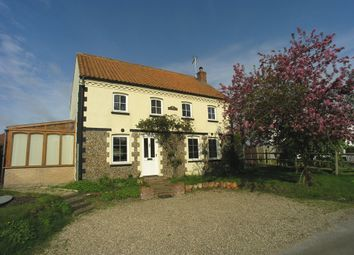 Thumbnail 3 bed detached house for sale in Frostenden Corner, Frostenden, Beccles