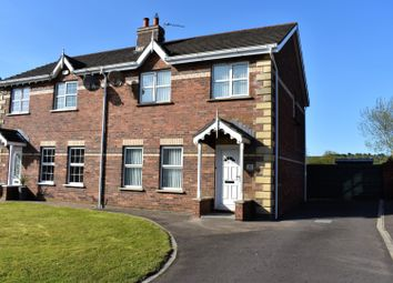 Thumbnail 3 bed semi-detached house for sale in The Beeches Manor, Lisburn