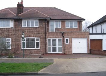 Thumbnail 5 bedroom semi-detached house to rent in Derwent Avenue, London