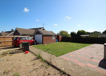 3 bed bungalow for sale in Campion Crescent, Stowmarket IP14