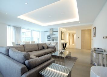Thumbnail 2 bed flat for sale in Radnor Terrace, Benson House, Kensington, London