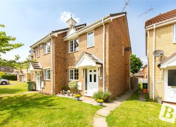 Thumbnail 3 bed end terrace house for sale in Armath Place, Langdon Hills, Essex