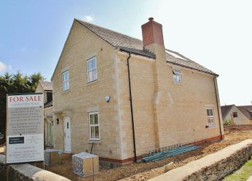 Thumbnail 4 bed semi-detached house for sale in Fulbrook Hill, Fulbrook, Burford