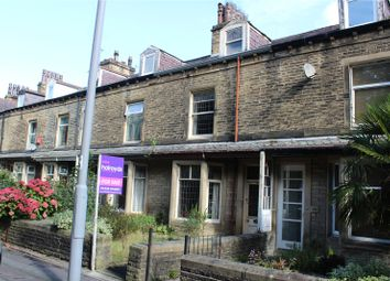 Thumbnail 4 bed terraced house for sale in Skipton Road, Keighley, West Yorkshire