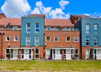 Thumbnail 3 bed town house for sale in Ambassador Walk, Eastleigh