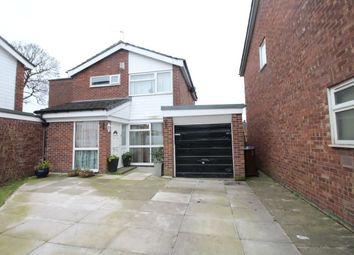 Thumbnail 3 bed semi-detached house for sale in Welshpool Close, Manchester