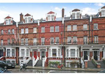 Thumbnail 1 bed flat to rent in Avonmore Road, Kensington, London