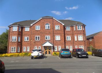 Thumbnail 2 bedroom flat for sale in Harrison Close, Warrington, Cheshire