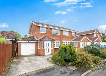 Thumbnail 3 bedroom semi-detached house to rent in Stromness Close, Fearnhead, Warrington