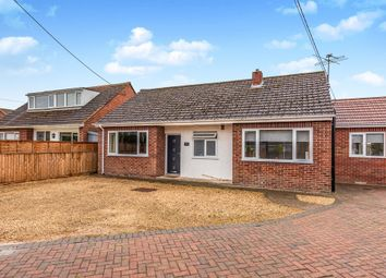 Thumbnail Detached bungalow for sale in Marsh Road, Hilperton Marsh, Trowbridge