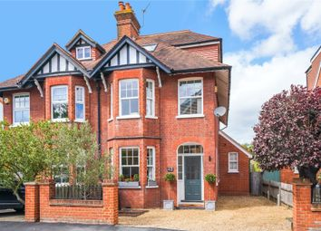 Thumbnail 4 bed semi-detached house for sale in Portmore Park Road, Weybridge