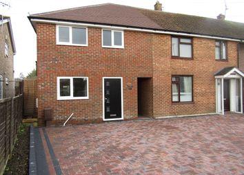 Thumbnail 3 bed terraced house to rent in Jessie Road, Bedhampton, Havant
