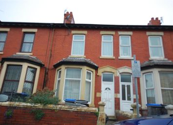 Thumbnail 3 bedroom terraced house to rent in Oxford Road, Blackpool