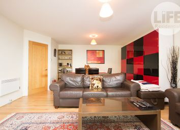 Thumbnail 2 bed flat to rent in Bridge House, 18 St George Wharf, London, London