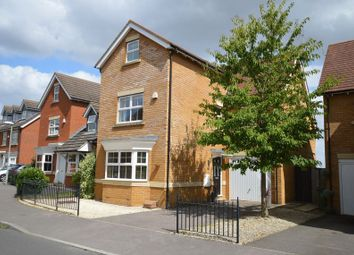 Thumbnail 4 bed detached house for sale in Tamarisk Way, Weston Turville, Aylesbury