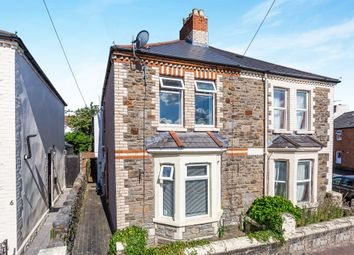 Thumbnail 2 bed terraced house for sale in Egerton Street, Canton, Cardiff