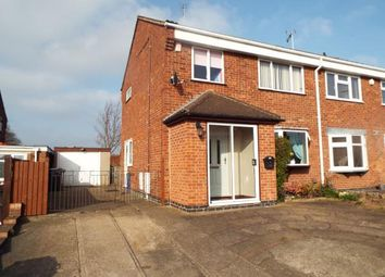 Thumbnail 3 bedroom semi-detached house for sale in Chappell Close, Thurmaston, Leicester, Leicestershire