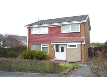 Thumbnail 4 bedroom detached house for sale in Greenway, Chapel Park, Newcastle Upon Tyne