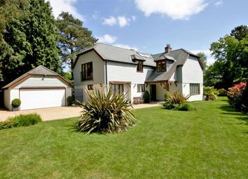 Thumbnail 5 bed detached house for sale in Windmill Lane, Ringwood